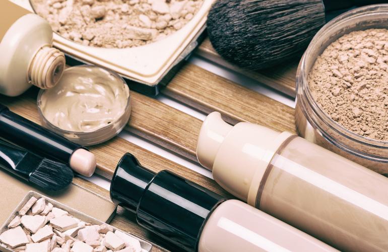 kozmetika tokom leta