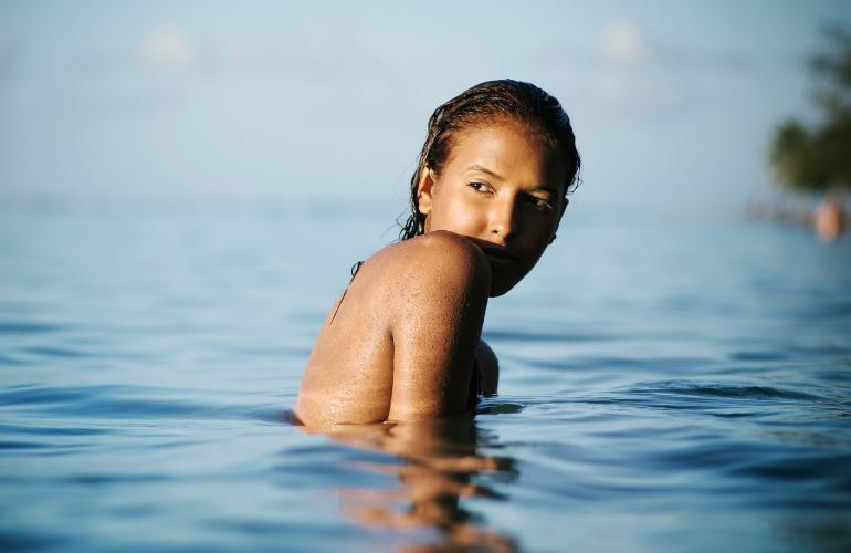 zaštita kose od plivanja