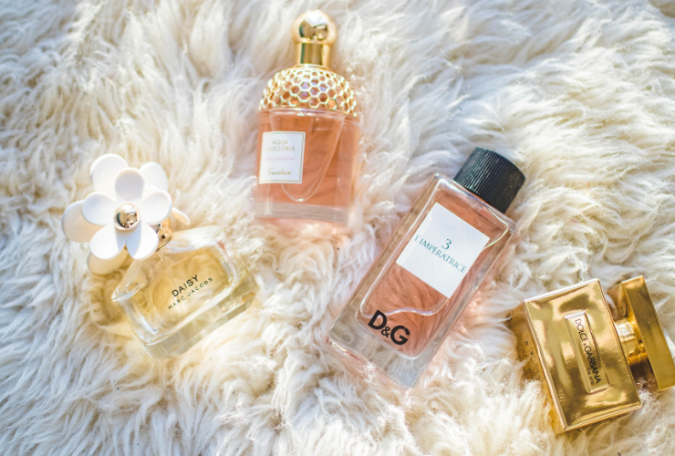 kolekcija parfema