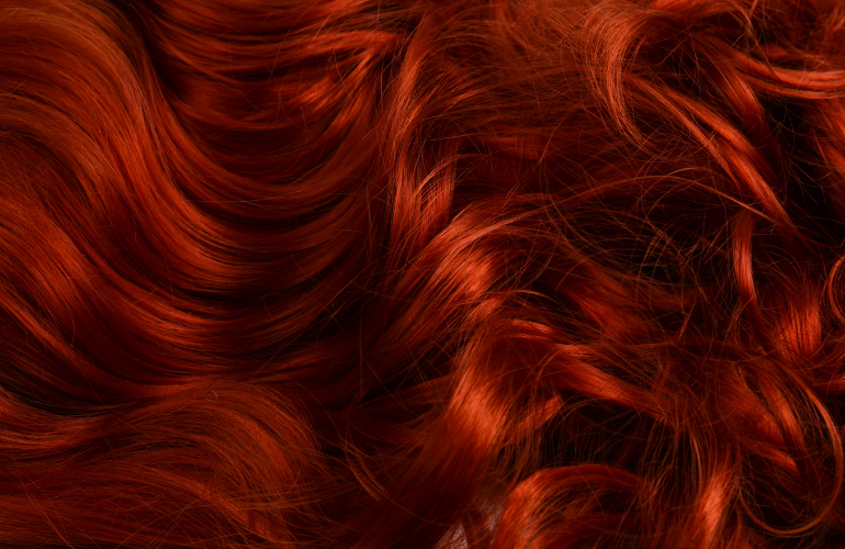 crvena kosa