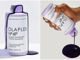 olaplex ljubičasti šampon