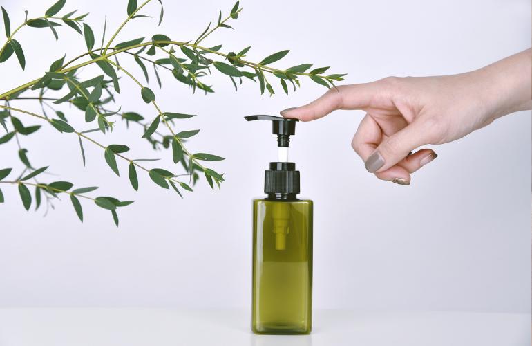 gel za umivanje lica