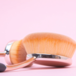 ovalne četke za šminkanje